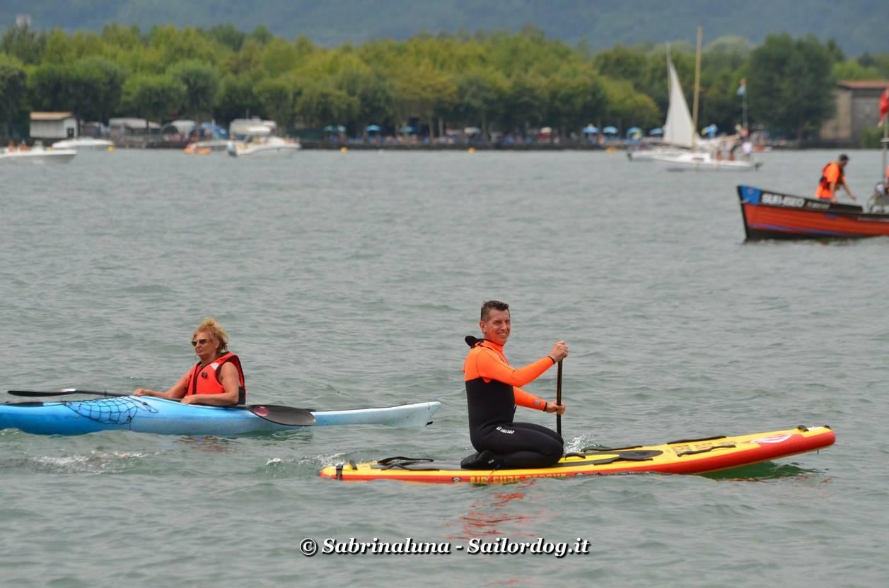 Assistenza Triathlon - Lago d'Iseo
