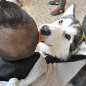 Vi presento Oscar - Sailor Dog alla Casa Circondariale di Sollicciano