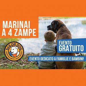 Marinai a 4 zampe - Sailor Dog Associazione cinofila di Salvataggio Nautico
